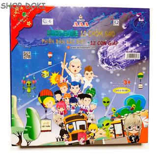 Boardgame 12 chòm sao - Phiên bản đặc biệt 12 con giáp - 12chomsao thumbnail