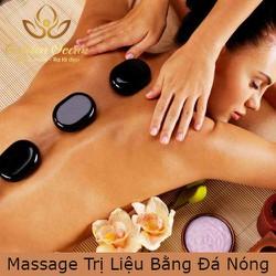[Evoucher_Quận Phú Nhuận_HCM] Massage Trị Liệu Bằng Đá Nóng 75 Phút Tại Golden Ocean Spa