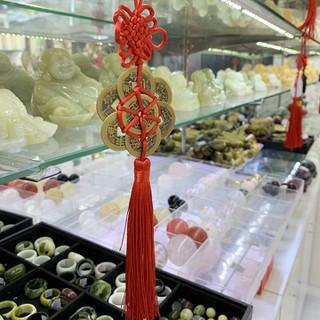 Tiền Xu Cổ Phong Thủy - Mai Hoa 6 Cánh - 9B5C028 4
