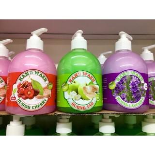 Sữa rửa tay kháng khuẩn hương trái cây HAND WASH - BX9088 thumbnail