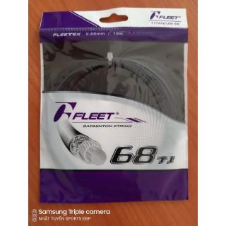 Dây cước đan vợt cầu lông Fleet 68 Ti Chính hãng - Dây cước vợt Fleet 68 thumbnail