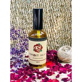 dầu dưỡng tóc hoa hồng tự nhiên - dầu dưỡng tóc hoa hồng