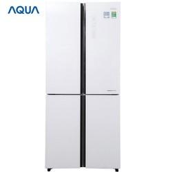 Tủ Lạnh Aqua Inverter AQR-IG525AM-GW 456L