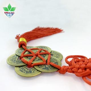 Tiền Xu Cổ Phong Thủy - Mai Hoa 6 Cánh - 9B5C028 2