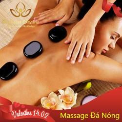 [Evoucher_Quận Phú Nhuận_HCM] Voucher Massage Trị Liệu Bằng Đá Nóng 75 Phút Cho 2 Người Tại Golden Ocean Spa