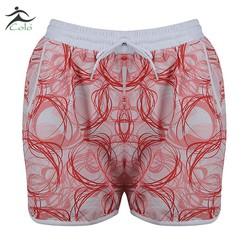 Quần short thể thao nữ COLO màu hồng CL1707799
