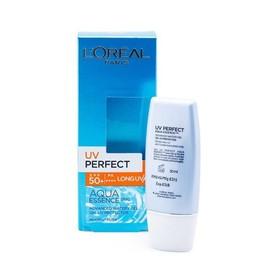 Kem chống nắng Loreal dưỡng da sáng trong mịn màng SPF50+ - Kem chống nắng Loreal