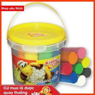Hộp đất nặn nhiều màu cho trẻ - NDNFJ thumbnail
