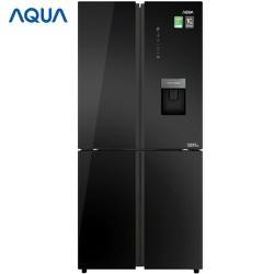 Tủ Lạnh AQUA Inverter AQR-IGW525EM-GB 456 Lít