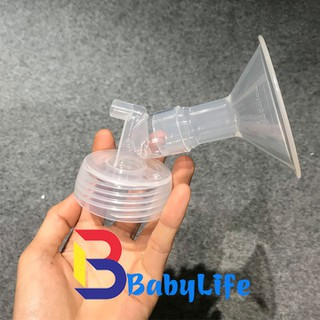 Phễu hút sữa cổ rộng Size 19-21-27-30 Loại mới dùng cho máy hút sữa Spectra 9plus, 9S, S1 plus, S2 plus, M1, M2, Q - maymom thumbnail