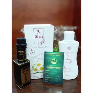 Dung dịch vệ sinh phụ nữ Dr Hương [tặng nước hoa vùng kín] - tặng 1 nước hoa vùng kín thumbnail