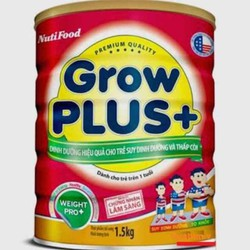 SỮA GROW PLUS 1.5KG NUTIFOOD