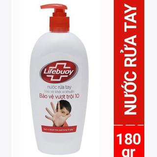 Nước rửa tay Lifeboy 180g - nước rửa tay thumbnail