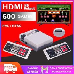 Máy chơi điện tử 4 nút Nintendo 620 trò chơi - máy chơi game điện tử 4 nút cổng kết nối AV