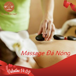 [Evoucher_Quận Bình Thạnh_HCM] Combo 2 Người Liệu Trình Massage Đá Nóng 60 Phút Tại Đông Y HK
