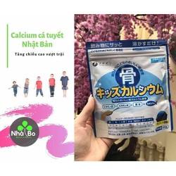 Canxi cá tuyết Nhật Bản - calcium cá