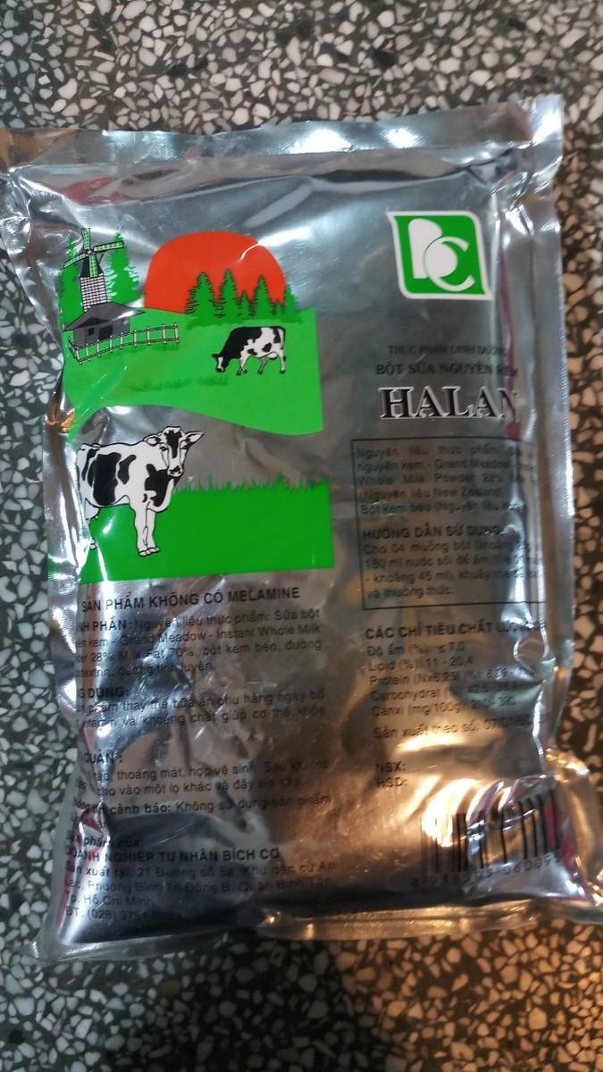 Sữa Bột Nguyên Kem Hai Con Bò Đỏ 500g - THỰC PHẨM DINH DƯỠNG - Sữa Bột - 10