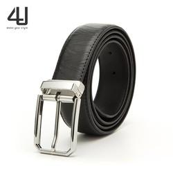 Thắt Lưng Nam Da Bò Nam Tính 4U T180