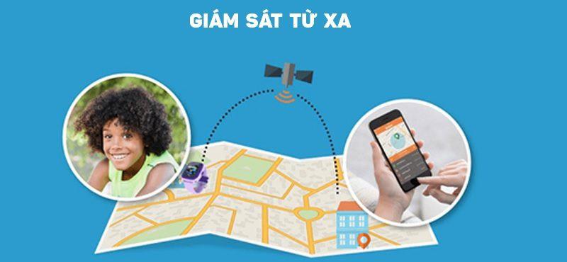 Đồng hồ định vị trẻ em Wonlex GW400X có Camera, chống nước IP67 - hình 14