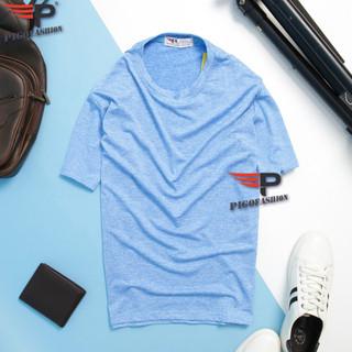 Áo thun nam thể thao mùa hè thoáng mát Pigofashion thể thao GYM GM02 -fs05- nhiều màu - GM02n.fs05 thumbnail