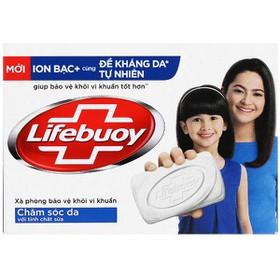Combo 5 Hộp Xà Phòng Lifebuoy Bánh 90G - cb5hxplfbb90
