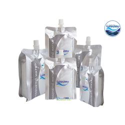 05 Gói nước uống năng lượng từ trường Wakaru - Nước khoáng sạch, nước năng lượng từ trường, nước từ trường tiêu chuẩn W.H.O - Gói 500ml