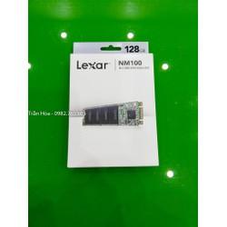Ổ cứng SSD M2 2280 128GB Lexar NM100 M.2 2280 SATA III 6Gbs