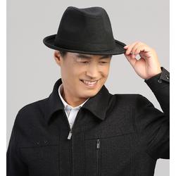 Mũ phớt nam thời trang, mũ phớt nỉ cho người già, nón phớt đàn ông