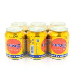 Lốc 6 Lon Nước Tăng Lực HINO 250ml