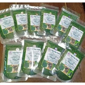 bột tảo xoắn nguyên chất 100g - bột tảo xoắn