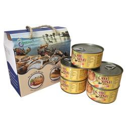 Cá Mè Vinh kho lạt - Thùng x 06 hộp - Cá kho thương hiệu Antesco - Đặc sản An Giang, đặc sản Miền Tây, Chuẩn vệ sinh an toàn thực phẩm, chuẩn xuất khẩu - hương vị cá kho đặc biệt nam nữ lão ấu đều dùng được , mùa nóng, mùa lạnh đều ăn ngon