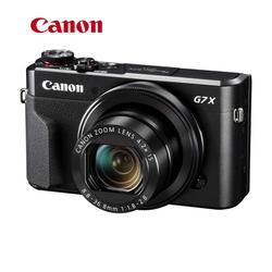 Máy Ảnh Canon PowerShot G7X Mark II Chính Hãng Kèm Túi + Thẻ Nhớ 16GB