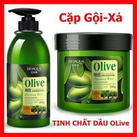 Dầu gội-Dầu gội - Gội xả Olive