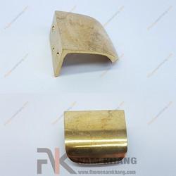 Tay kéo cửa tủ đồng vàng NKD013