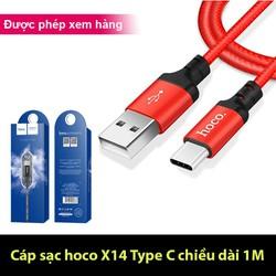 Cáp USB Type C