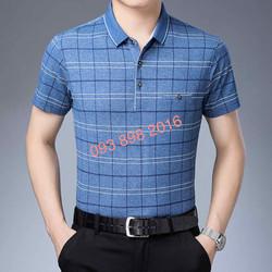 Áo Phông Cộc Hè Nam Trung Niên các mẫu cao cấp hàng nhập đẹp