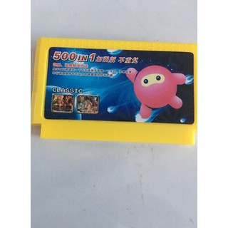 Băng Game Nhựa 500 In 1 Trò Chơi Không Lập Lại [ĐƯỢC KIỂM HÀNG] 34445210 - 34445210 thumbnail