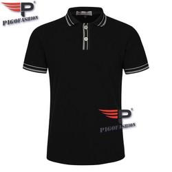 Áo thun nam cổ bẻ chuẩn mọi phong cách Pigofashion AHT22.2 chọn màu