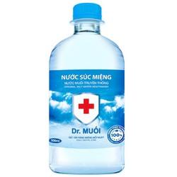 Nước súc miệng Dr muối vị truyền thống