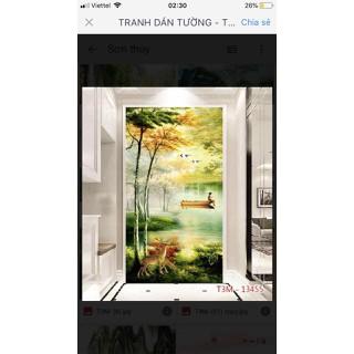 tranh tường 3d [ĐƯỢC KIỂM HÀNG] 25653994 - 25653994 thumbnail