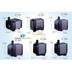 Tổng hợp các loại máy bơm nước cho bể cá cảnh atman AT301s -Atman at 306s