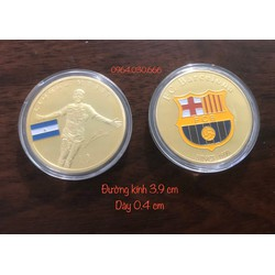 Xu kỷ niệm Lionel Messi - FC Barcelona