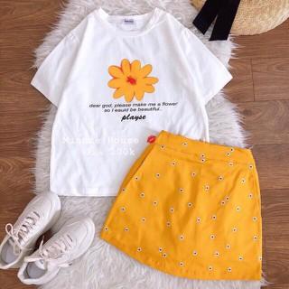 Se t váy hoa cỏ siêu xinh loại đẹp - 2764635472 thumbnail