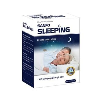Sanfo Sleeping - Giúp dễ ngủ, tạo giấc ngủ sâu tự nhiên - Sanfo Sleeping thumbnail