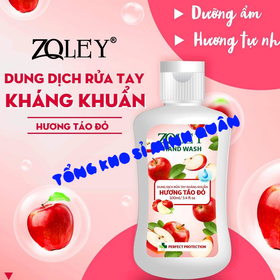 Nước Rửa Tay Khô Hương Táo đỏ 100ml - Diệt Khuẩn - Bảo Vệ Sức Khỏe - 108