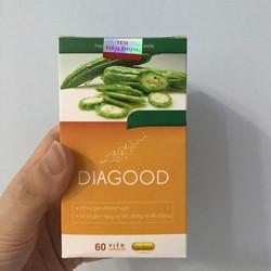 Diagood - Hỗ trợ điều trị tiểu đường - Hộp 60 viên