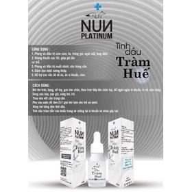 Tinh dầu tràm Huế Nun Platinum - TDTH