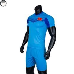 Bộ quần áo thể thao nam đá bóng cao cấp thời trang Everest đội tuyển Việt Nam 2020 Xanh