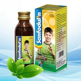 tăng cường miễn dịch - Sanfodulin Chai 100ml thumbnail