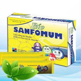 Bio Sanfomum - Men vi sinh dành riêng cho táo bón, tiêu chảy - Bio Sanfomum thumbnail